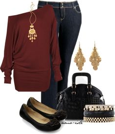 """polyvore plus size outfits 