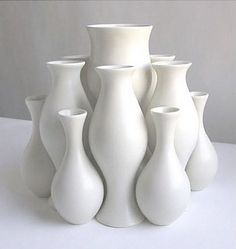 Eva Zeisel vases