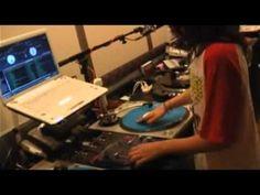 DJ Sara - Scratch Practice  【Rane Serato Scratch Live】 2012