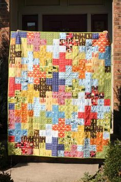Quilting Ideas | Project on Craftsy: Plus Quilt