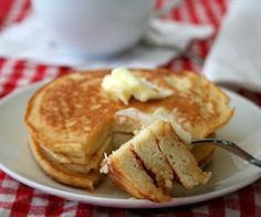Light and Fluffy Coconut Flour Pancake Recipe