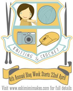 2013 Knitting and Crochet Blog Week post topics