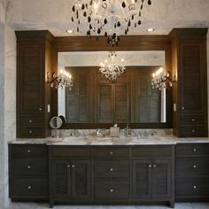 Bathroom Cabinets Design, Pictures, Remodel, Decor and Ideas