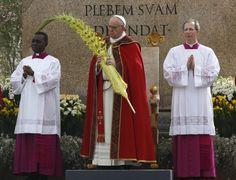 squares, leadership, tins, pope francis, sunday 2013, palm sunday, cathol, sunday mass, palms