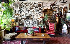 decor, interior, living rooms, dream, inspir, hous, space, bohemian, collect