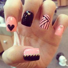 #nails art. Love. Love. Love!!