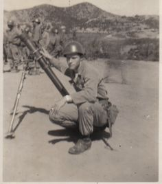 Ghost Picture:1952 Dead soldier?