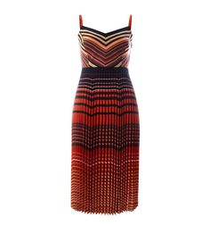 NW3 Midi Stripe Dress | Hobbs