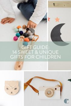 Looking for a gift for a child that's unique and thoughtful? We've curated 14 sweet and heartfelt gifts to give the little ones in your life.