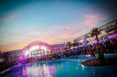 Ushuaïa Opening Party, Ibiza
