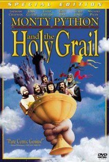 King Arthur and his knights embark on a low-budget search for the Grail, encountering many very silly obstacles.    Directors: Terry Gilliam, Terry Jones  Writers: Graham Chapman, John Cleese, et al  Stars: Graham Chapman, John Cleese and Eric Idle
