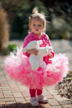 Toddler Beautiful Pink