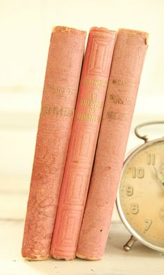 Vintage French books