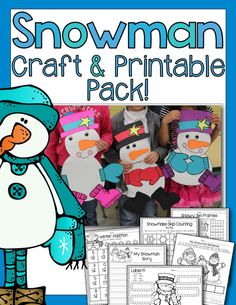 Snowman Craft!