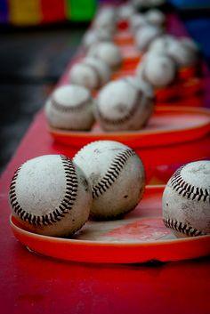 Carnival Baseball Game