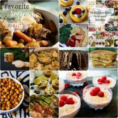 Favorite Recipes 2012 - A Southern Fairytale