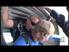StartSkydiving.com: Tanner Graham    Tanner's Sky Diving Video!