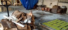 I just invested in IceStone on Smallknot! Brooklyn green factory was hit hard in Sandy and needs our support!