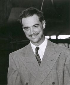 Howard Hughes... so very interesting  Aviation, new planes, Hollywood backer/producer -- & discovered talent, Hughes was an Industrialist. He became very phobic of germs to the 100% degree and lived as a recluse till he died.