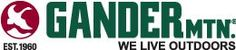 Gander Mountain donates to a wide range of groups and organizations. Apply at least 6 weeks in advance. Often local stores will donate if you walk in the store with a request letter too. Guidelines and mailing address: http://www.gandermountain.com/customer_service/donations.shtml