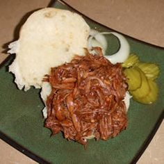 Slow Cooker Barbeque Allrecipes.com