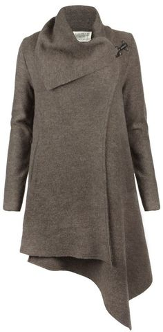 All Saints coat,, got this in green love it
