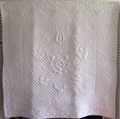 French wedding quilt