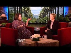 I laughed so hard watching this. Melissa McCarthy tells what happens when Spanx Go Horribly Wrong.