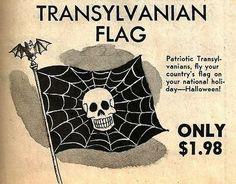 Transylvanian Flag(1960s) All hail the homeland…