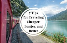 Save more, travel mo