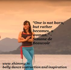 """Shimmy"" 26 belly dance workouts for wellness, confidence and sensuality. Now available on Amazon.com"