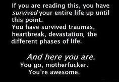Yeah!!!! Love this.