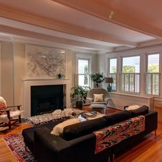 Eclectic Living Room Design, Pictures, Remodel, Decor and Ideas - page 2