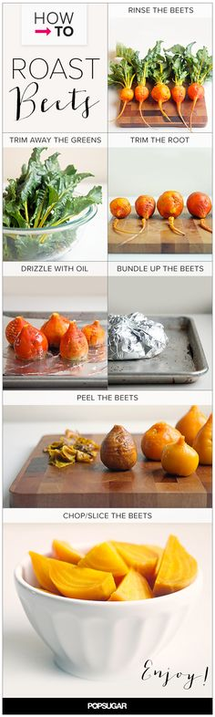 How to Roast Beets, in Pictures