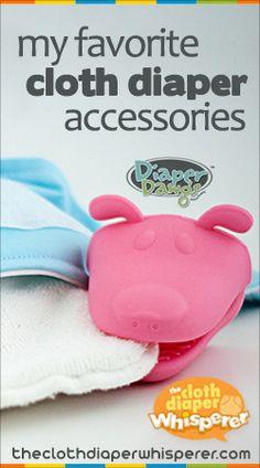 The Cloth Diaper Whisperer: My Favorite Cloth Diaper Accessories