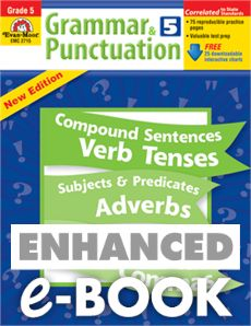 Grammar & Punctuation, Grade 5 - E-book: Evan-Moor.com