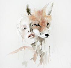 watercolor jen mann
