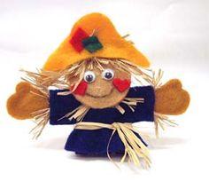 Scarecrow  - cute for a garden