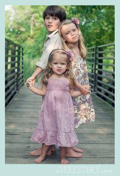 siblings ~ great pose for 3