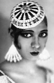 vintag, face, peopl, josephine baker, fashion icon