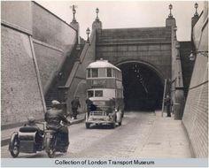 east london, poplar histori, poplar east, blackwal tunnel