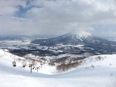 1. Riding powder in Niseko Japan is home to the powder your dreams are made of. You may find it surprising that ski resorts in Japan get some of the deepest snow in the world. Located in the northern island Hokkaido in the Abuta district, Niseko is one of the most famous ski resorts in Japan. With an average of 11m of snow fall a year it is regarded as one of the snowiest ski resorts in the world. Read more: http://www.igluski.com/blog/2014/08/19/top-5-once-in-a-lifetime-ski-experiences picturesqu ski, ski resort