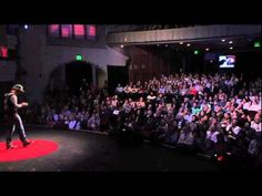 The hip-hop of Shakespeare: MC Lars at TEDxUSC - YouTube