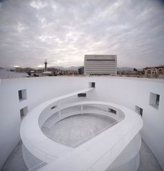 The MA: Andalucia's Museum of Memory by Alberto Campo Baeza