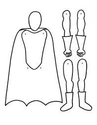 super hero art projects for kids - Google Search