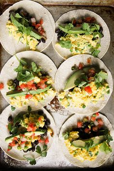 Breakfast Tacos by Heather Christo, via Flickr
