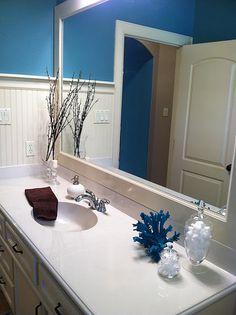 Ideas for guest bathroom