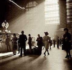 Grand Central Station, 1941