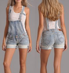 I think I really really need overalls to complete my look for the summer :P