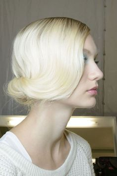 One Length Wave #classy #hair #trend